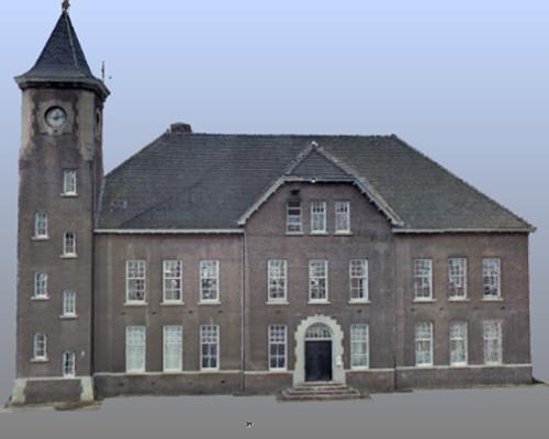 3D scannen van architectuur