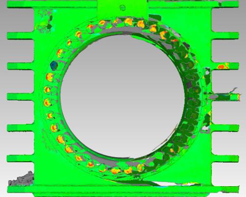 3D scan en kwaliteitscontrole